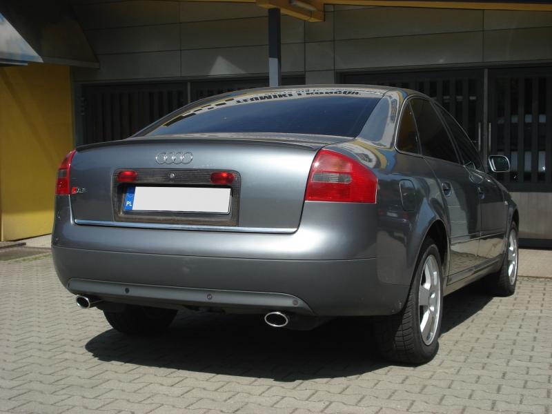 Audi A6 C5 27t
